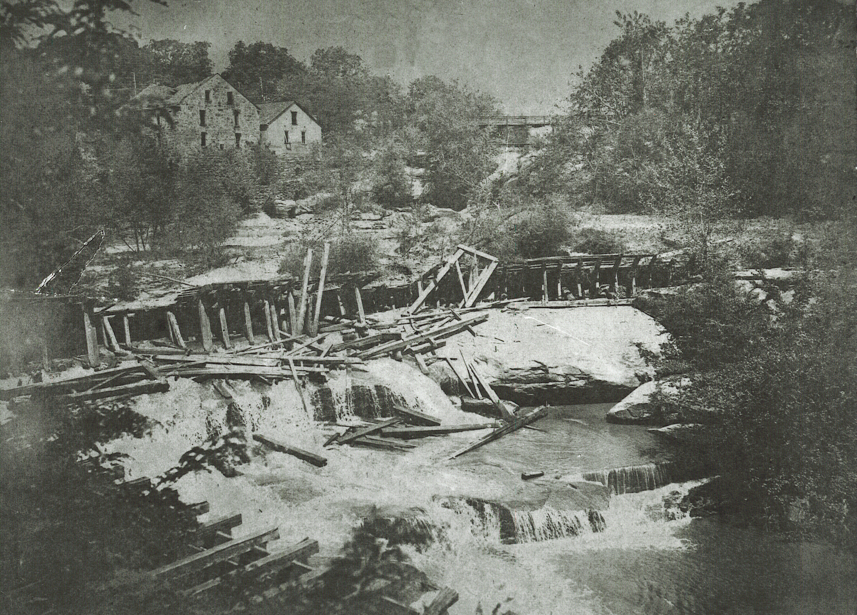 River History | Reedy River