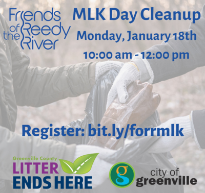 MLK Day Cleanup