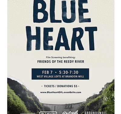 Patagonia presents Blue Heart film