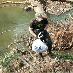 Reedy River Cleanup
