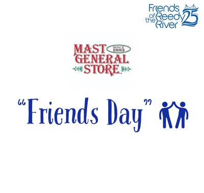 "Mast General ""Friends Day"""